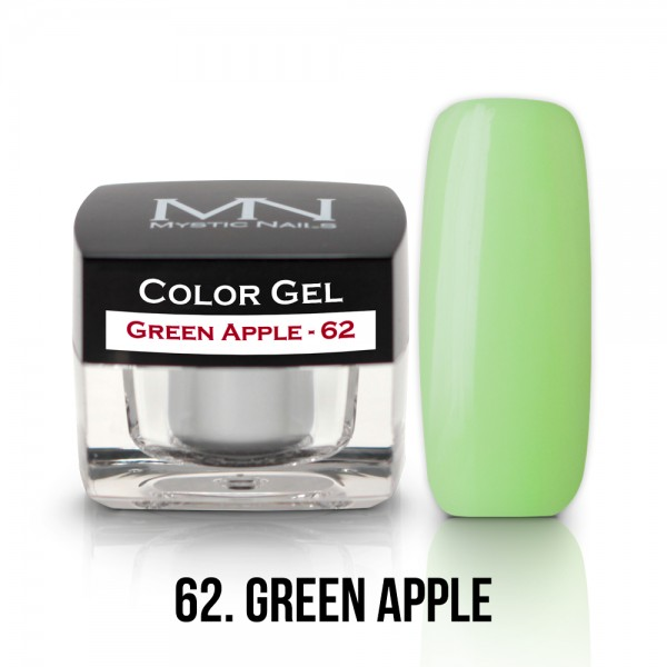 Color Gel - no.62. - Green Apple