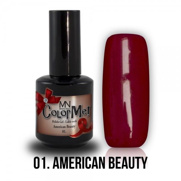 ColorMe! no.01. - American Beauty 8 ml