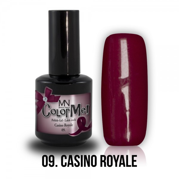 ColorMe! no.09. - Casino Royale 8 ml