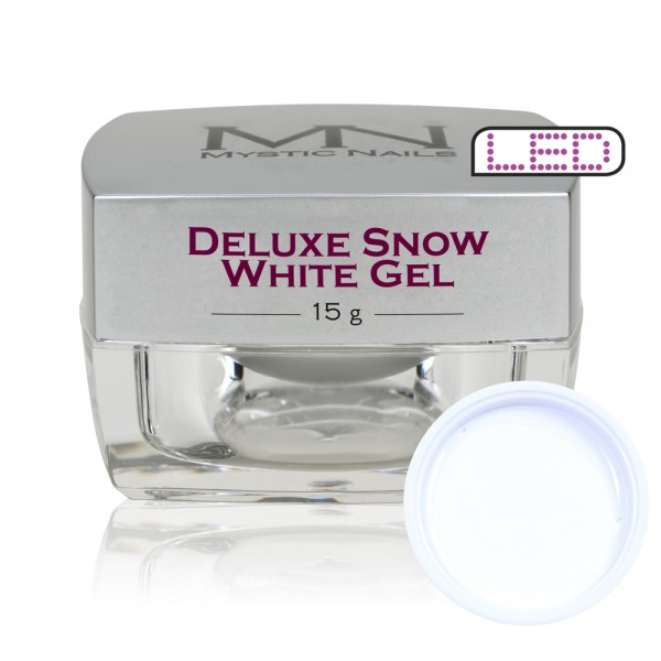Classic Deluxe Snow White Gel - 15 g