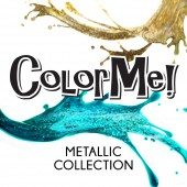 ColorMe! - Gel - Lak Metallic Kolekcija 12 ml (13)
